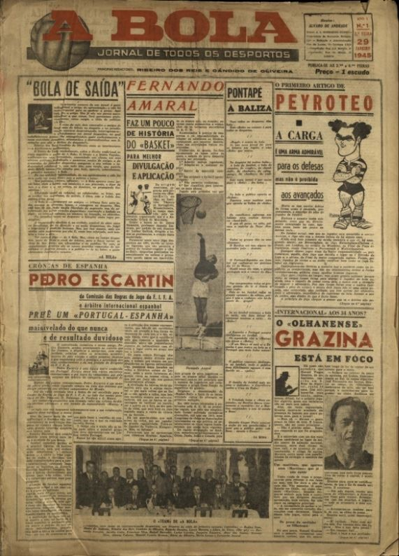 Álbum - 1945