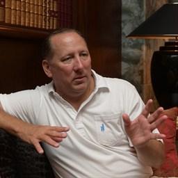 Entrevista John Textor