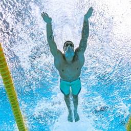 Há tubarão novo nas piscinas!
