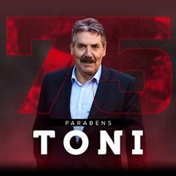 Especial 75 anos Toni