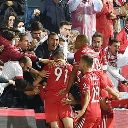Trofense-Benfica