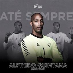 Morreu Alfredo Quintana