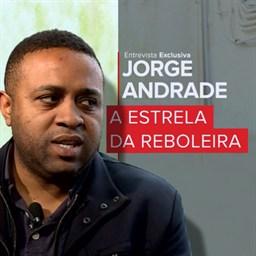 Jorge Andrade, a estrela da Reboleira