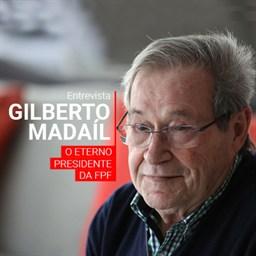 Entrevista a Gilberto Madaíl