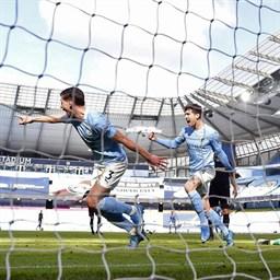 Como Rúben Dias salvou Guardiola (agora, até com golo!)
